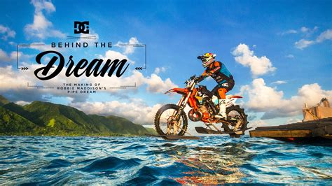 Baju Dc Robbie Maddison Sign dc shoes robbie maddison s the trailer