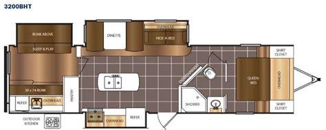 Heartland Rv Floor Plans rvs with bunk beds floor plans rvs with bunk beds floor plans