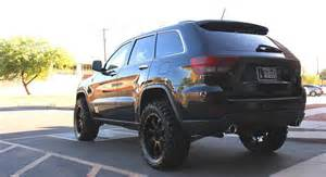 jeep grand with a 2 5 inch lift kit 32 quot tires and