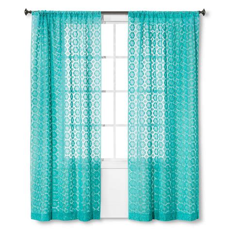 turquoise curtains target window coverings everything turquoise