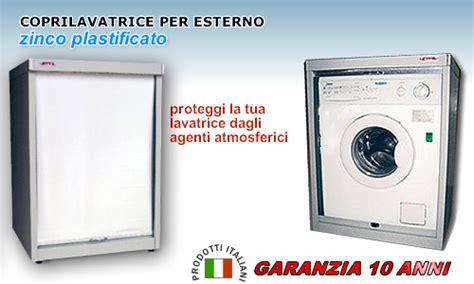 mobile porta lavatrice da esterno tipo chiusura anteriore