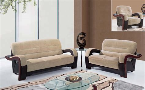 Global Upholstery Canada by Global Furniture Usa 992 Sofa Set Chion Froth Fabric