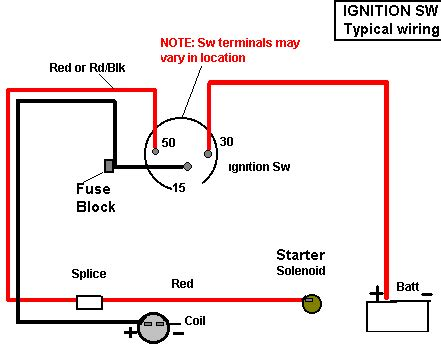 ignition switch wiring diagram photos 4 newomatic