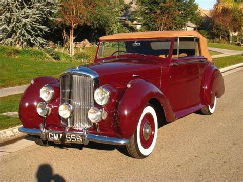 classic bentley convertible 350 best all euro junk in the yard images on pinterest