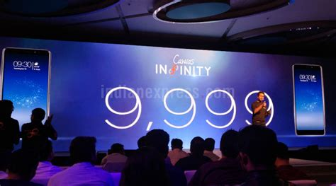 Take Your Time Infinity Micromax Canvas Infinity Launch Price Specifications
