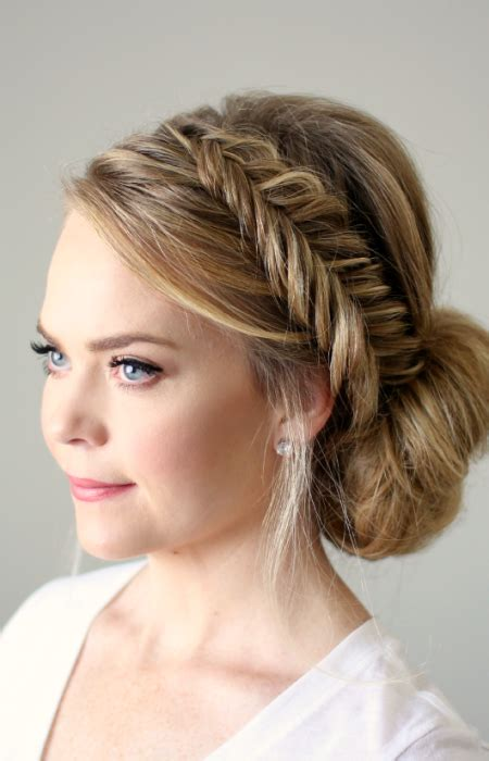 Hair Style 2016 by Fishtail Braid Hairstyle Inspiration For 2016 Haircuts