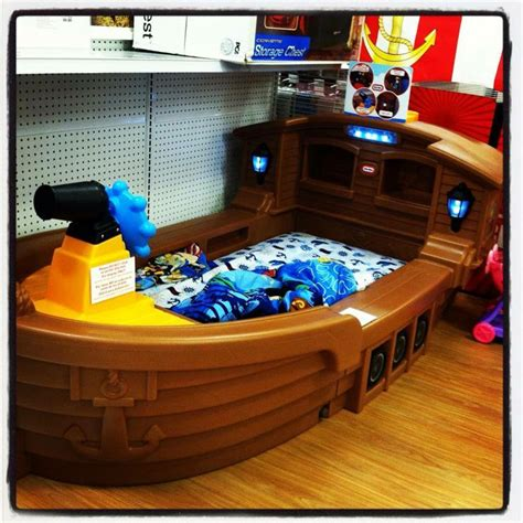 boat toddler bed little tikes pirate ship toddler bed connor pinterest