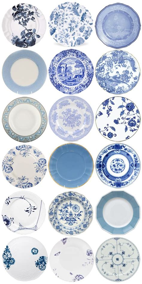 blue and white pattern plates blue and white china blue china china and white dishes