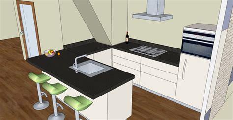 eigen keuken ontwerpen meer dan 1000 idee 235 n over kleine keuken ontwerpen op