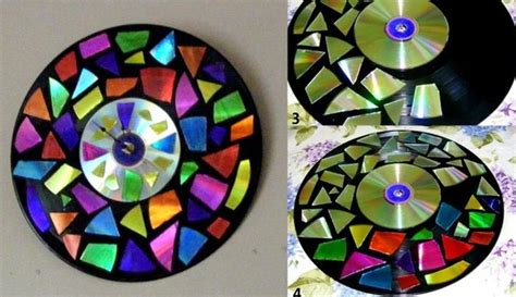 craft with waste cd best out of waste wiki how