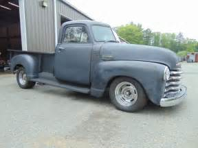 1951 Chevrolet Truck Parts 1950 Chevrolet 3100 3600 Project Truck With 20k In