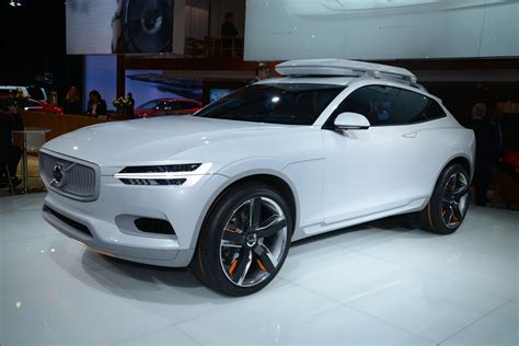 volvo cars volvo concept car naias 2014