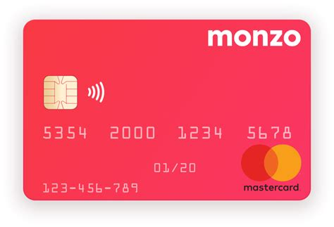 card photos monzo it s time for a new of bank