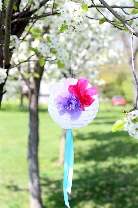 How To Make Flower Paper Lanterns - home decor 11 inexpensive but stylish paper lanterns diy