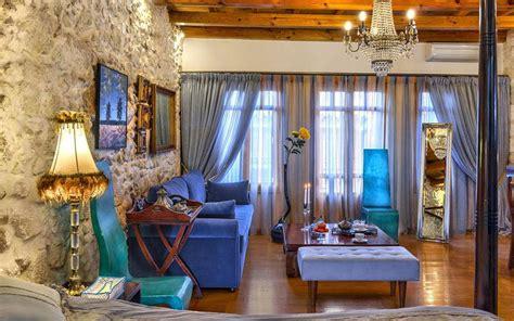 top    boutique hotels  crete telegraph travel
