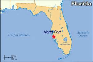 port fl map my