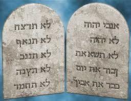 tavole dei 10 comandamenti la manipolazione dei dieci comandamenti 171 non tollero jezabel