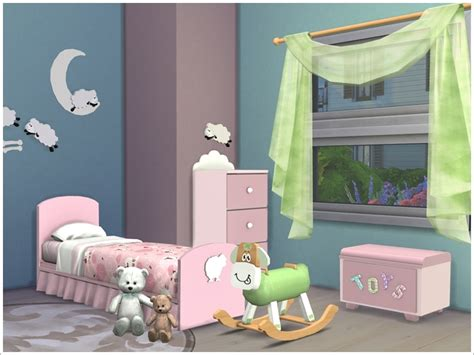 Good Paint Colors For Bedrooms severinka s kids room baby sheep