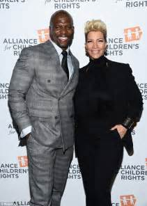 terry crews wife terry crews and wife rebecca reveal they want to adopt a