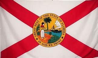 florida state colors florida flag when was florida flag made