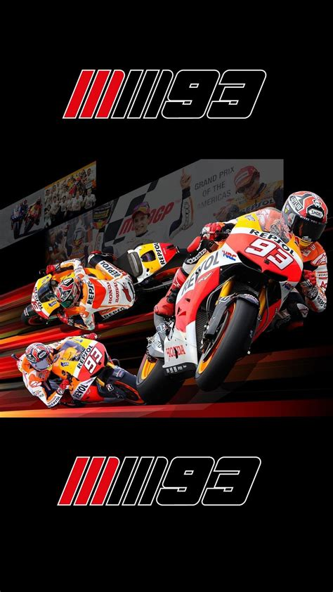 Marc Marquez Racing Phone motogp wallpaper iphone wallpaper images