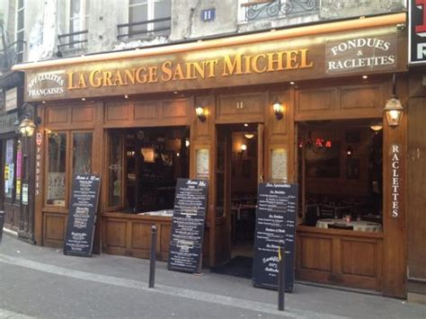 Restaurant Rue Des Granges Besançon by La Grange Michel Photo De La Grange Michel