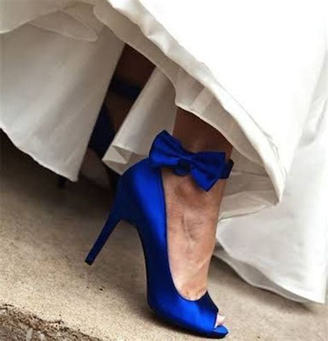 Blue Bridal Shoes by Blue Wedding Shoes That Dazzle Blue Wedding Shoes