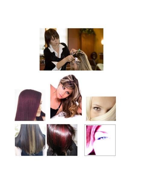 coloring hair power point hair dye ppt
