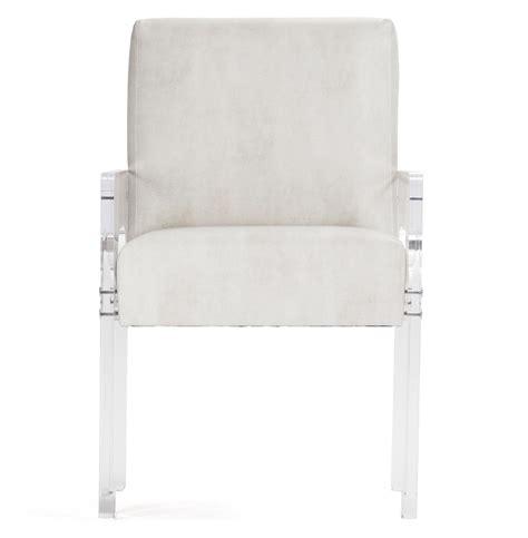 acrylic arm chair aniston modern deco acrylic arm chair kathy kuo home