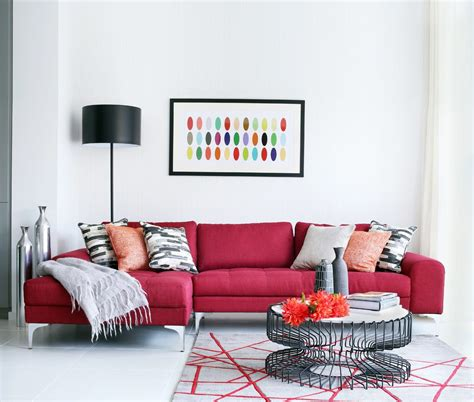 grey sectional sofa living room modern with artwork couch art above sofa living room eclectic with mid century