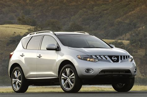 nissan suv  nissan murano review suv today