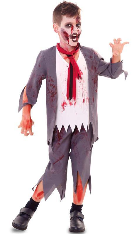 imagenes de zombies originales disfraz de colegial zombie para ni 241 o