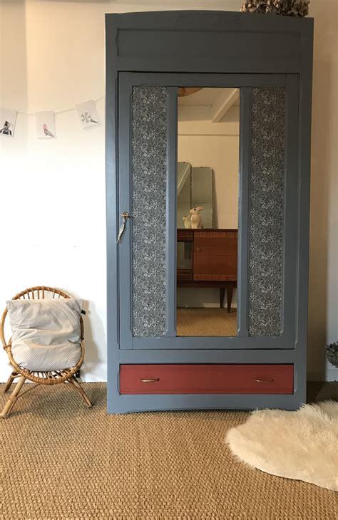 Armoire Vintage Chambre by Armoires Et Secr 233 Taires Vintage Relooking De Meubles