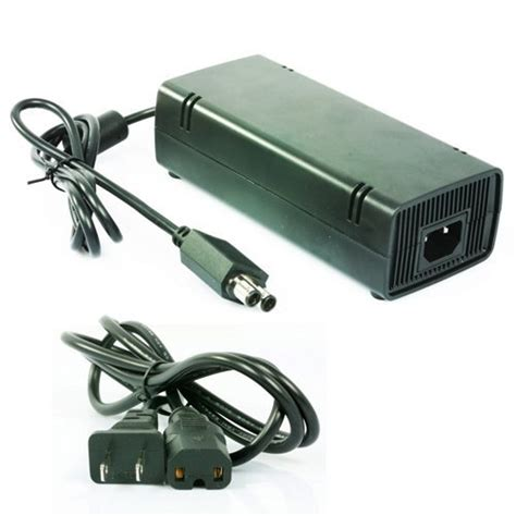 Adaptor Xbox360 Slim original microsoft xbox 360 slim ac adapter power supply