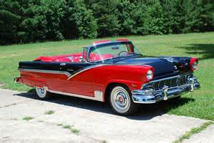 1956 Ford Sunliner 1956 Ford Fairlane Sunliner Convertible