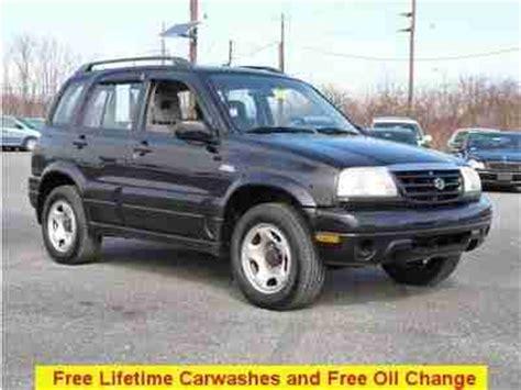 Buy Used Suzuki Grand Vitara Buy Used No Reserve 2001 Suzuki Grand Vitara 4wd V6 Great