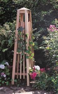Obelisk Garden Trellis Manhattan Obelisk Garden Trellis 860 1698 1