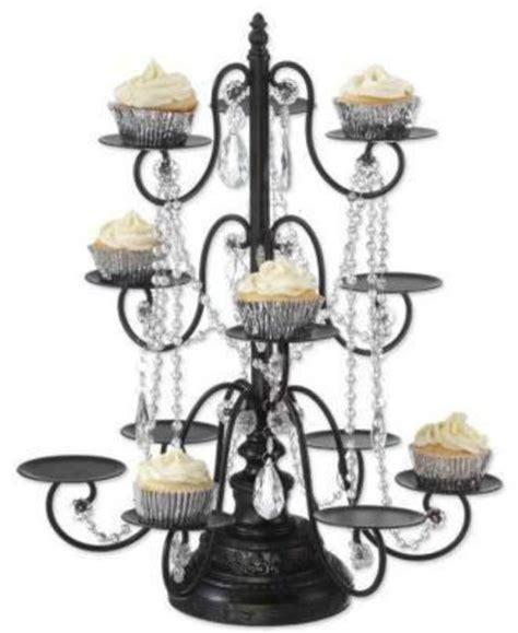 chandelier cupcake stand elissa s room