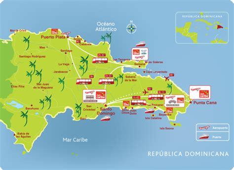 mapa de republica dominicana polos turisticos de la republica dominicana pictures