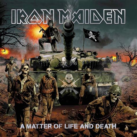 A Matter Of a matter of and iron maiden senscritique