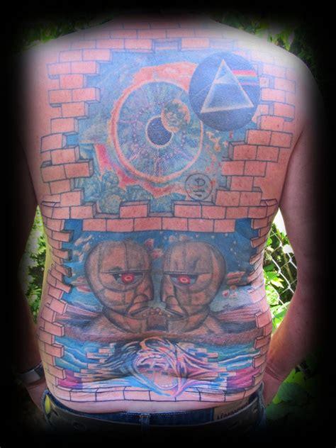 pinkfloyd fan  progress central body art