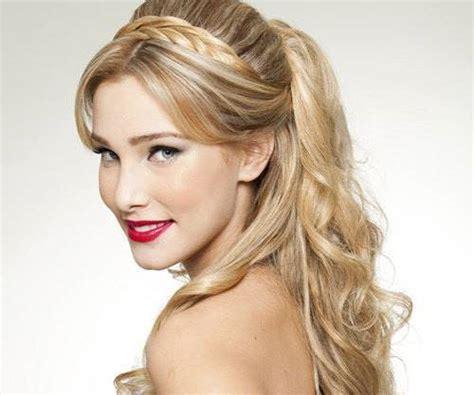 cute hairstyles princess penteados de formatura para cabelos lisos penteados para