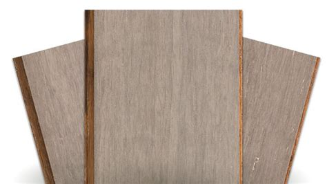 Grey Hardwood Floors   Moonlight Fossilized® Bamboo   Cali
