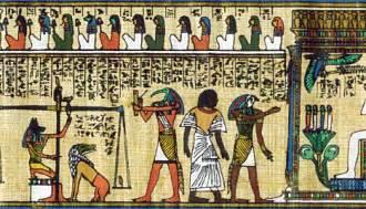 Egyptian art ams art room