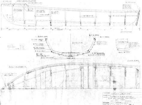 layout boat building plans 14 eddy sportster