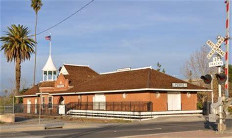 perris depot perris california u s national register