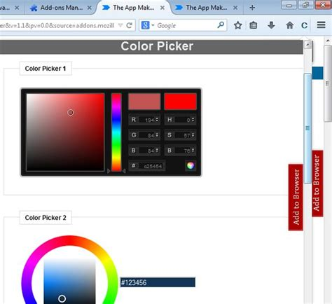 color picker firefox 28 images colorpicker add ons f