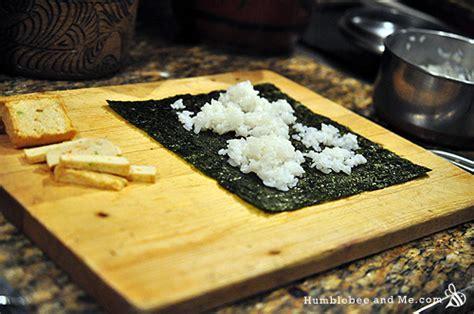 Handmade Sushi - handmade sushi humblebee me