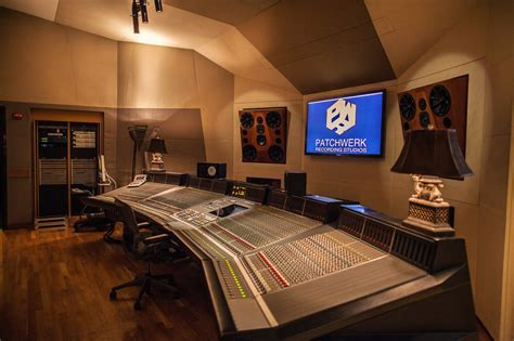 Patchwork Studios - inside atlanta s recording industry how patchwerk has