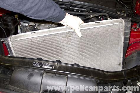 Spare Part Bmw E90 bmw e90 radiator replacement e91 e92 e93 pelican